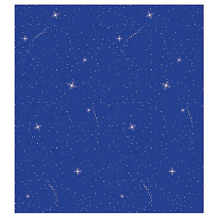"Pacon® Fadeless® Designs Bulletin Board Paper, 48"" x 50', Night Sky"