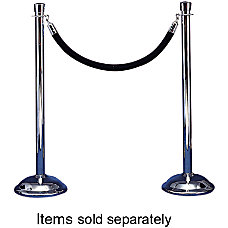 Tatco Weighted Bell Shaped Stanchion Bases