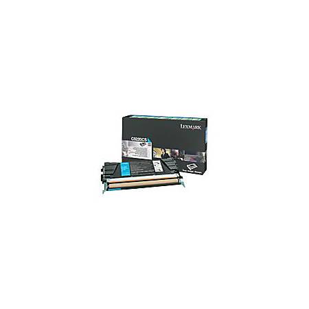 Lexmark Toner Cartridge - Laser - 3000 Pages - Cyan