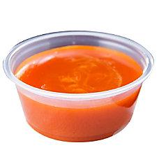 Fabrikal Plastic Portion Cups 075 Oz