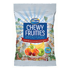 Arcor Chewy Fruities Pack Of 240