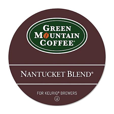 Green Mountain Coffee® Nantucket Blend® Coffee K-Cups®, Box Of 96