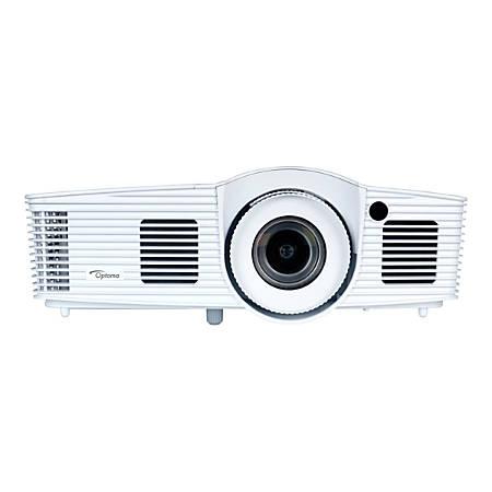 Optoma® EH416 3D DLP Projector Item # 133226