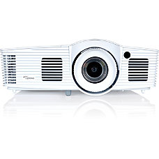 Optoma EH416 3D DLP Projector 1080p