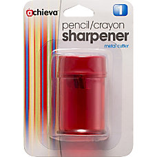 OIC PencilCrayon Metal Cutter Sharpener 2