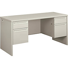 HON 38000 Series Kneespace Credenza Light
