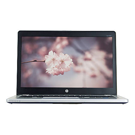 "HP EliteBook Folio 9480M Refurbished Laptop, 14"" Screen, 4th Gen Intel® Core™ i7, 8GB Memory, 240GB Solid State Drive, Windows® 10 Professional, OD5-31368"