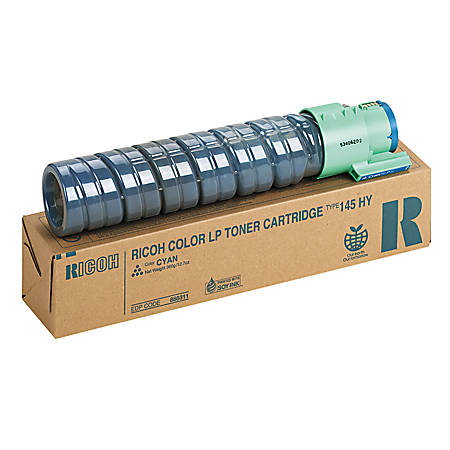 Ricoh® 888311 High-Yield Cyan Toner Cartridge