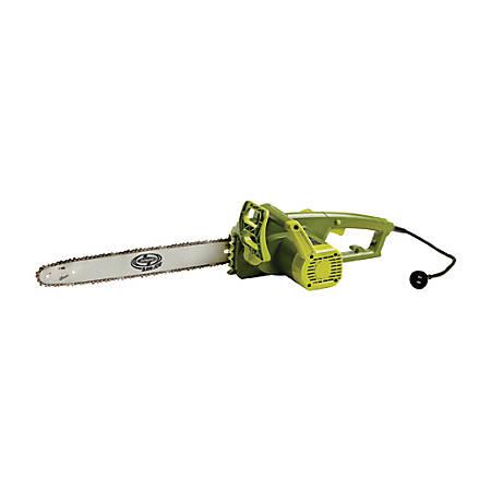 Sun Joe 18-IN 14 AMP Electric Chain Saw - 14 A - AC Supply Powered