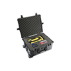 Pelican 1610 Case with Foam Black