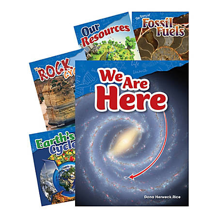 Earth And Space Science 5-Book Set, Grade 5