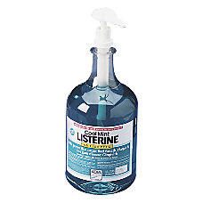 Listerine Cool Mint Antiseptic Mouthwash 1