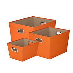 Honey Can Do Tote Kit Orange