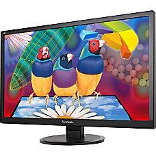 ViewSonic 28 Widescreen HD LEDLCD Monitor