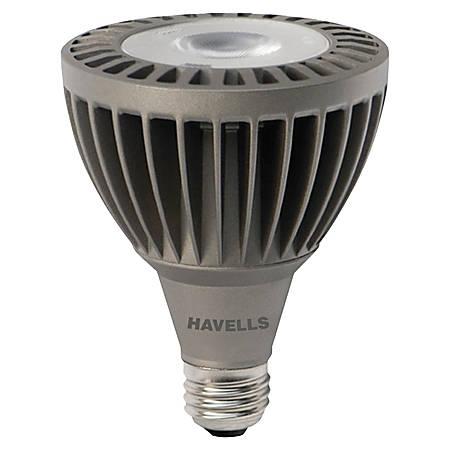 Havells USA PAR30 LED Flood Light Bulb, 15 Watts, Clear