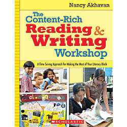 Scholastic The Content Rich Reading Writing