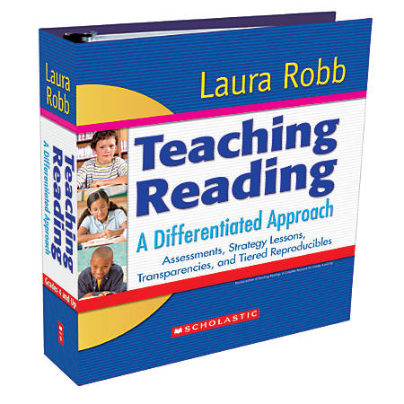 Scholastic Teaching Reading: A Differentiated Approach