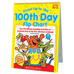 Scholastic Count Up To the 100th
