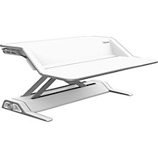 Fellowes Lotus Adjustable Sit Stand Workstation