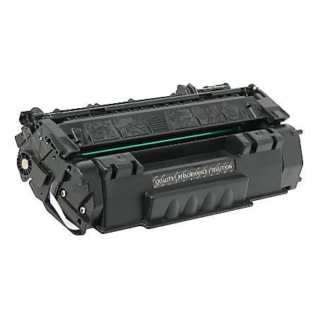 Item Grabber 845-53A-HTI (HP Q7553A) Remanufactured Black Toner Cartridge