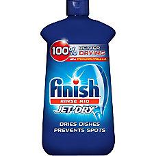 Finish Jet Dry Rinse Aid 845