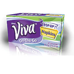 Kimberly Clark Viva On the Go