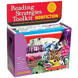 Scholastic Reading Strategies Toolkit Nonfiction Grades