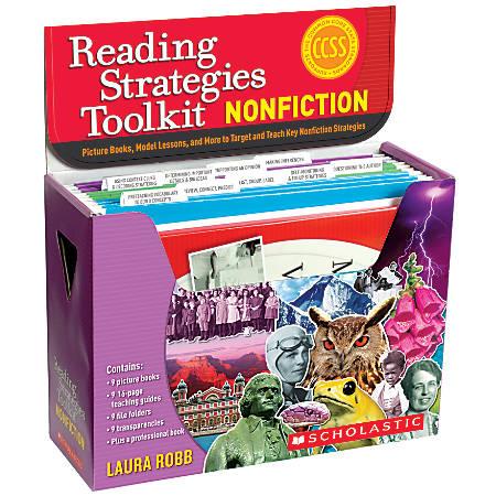 Scholastic Reading Strategies Toolkit: Nonfiction: Grades 4-5