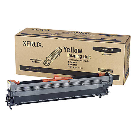Xerox® 108R00649 Yellow Imaging Drum Unit