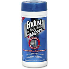 Endust For Electronics Multi Surface Wipes