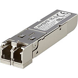 Linksys LACXGSR 10GBASE SR SFP Transceiver