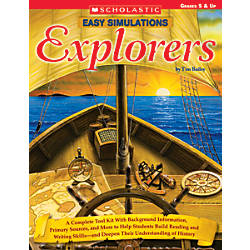Scholastic Easy Simulations Explorers