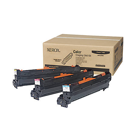 Xerox® 108R00697 Color Drum Units, Pack Of 3