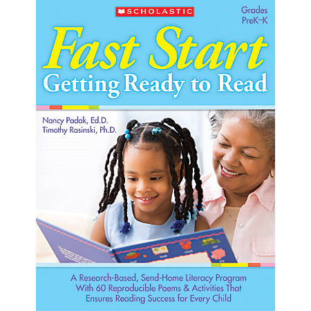 Scholastic Fast Start: Getting Ready To Read
