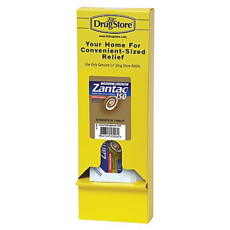 Lil' Drugstore® Single-dose Maximum Strength Zantac 150, Refill Box of 20