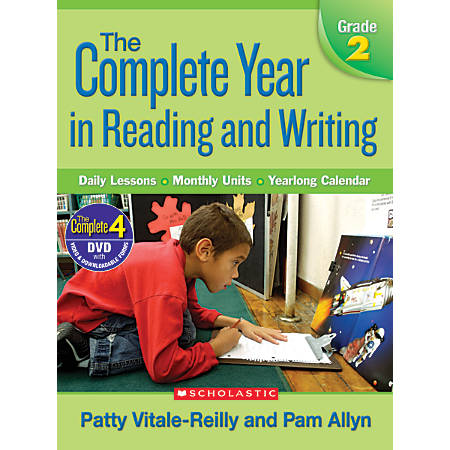 Scholastic The Complete Year In Reading and Writing: Grade 2