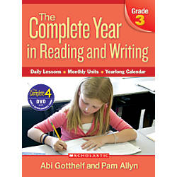 Scholastic The Complete Year In Reading