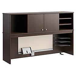 Bush Furniture Envoy Hutch 58 W