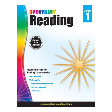 Carson-Dellosa Spectrum Reading, Grade 1