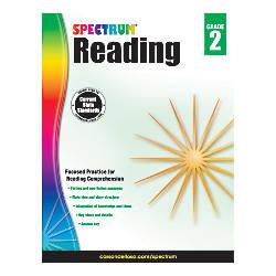 Carson Dellosa Spectrum Reading Grade 2