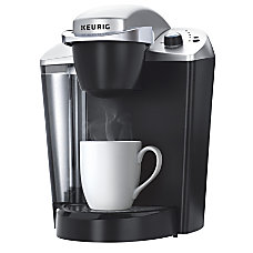 Keurig OfficePRO K145 Coffee Brewer BlackSilver
