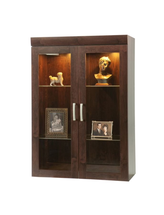 Superbe Sauder Office Port Collection Display Hutch Dark Alder By Office Depot U0026  OfficeMax