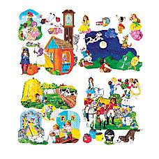 Little Folk Visuals Nursery Rhymes Precut