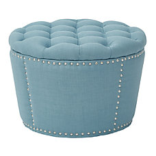 OSP Accents Lacey Tufted Storage Set