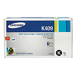 Samsung CLT K409S Black Toner Cartridge
