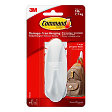 Command Large Designer Hook 5 lb