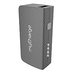myCharge AmpPlus Portable Charger With USB