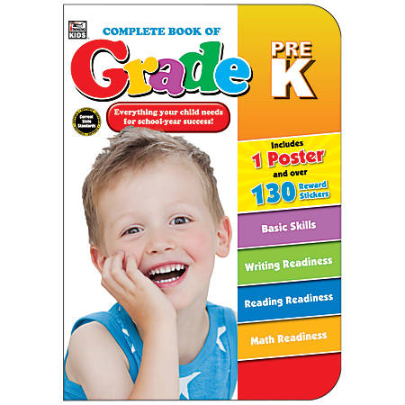 Thinking Kids® Complete Book Of PreK