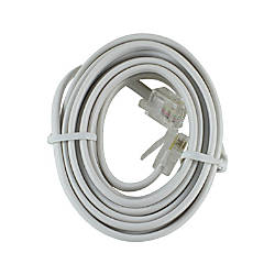 Ge 86581 Line Cord 4c 7ft White By Office Depot Amp Officemax