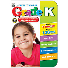 Thinking Kids Complete Book Of Grade